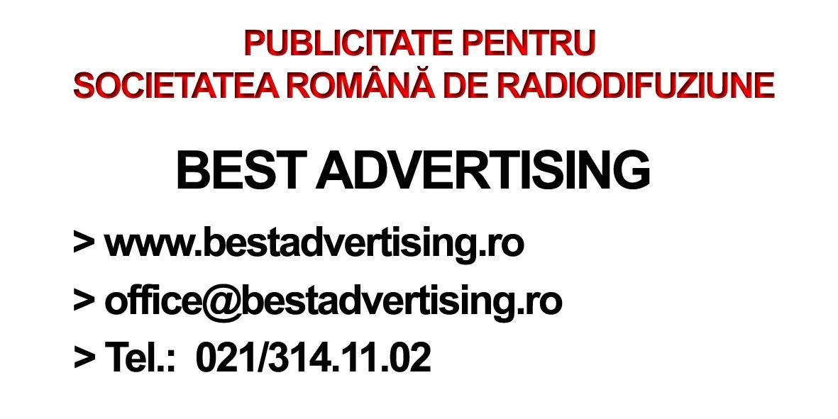 publicitate SRR