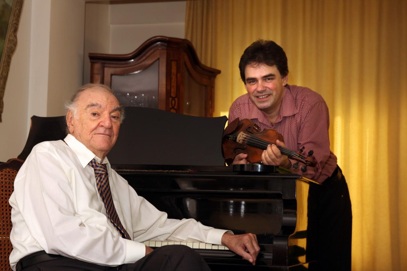Gabriel Croitoru si Valentin Gheorghiu_foto Virgil Oprina