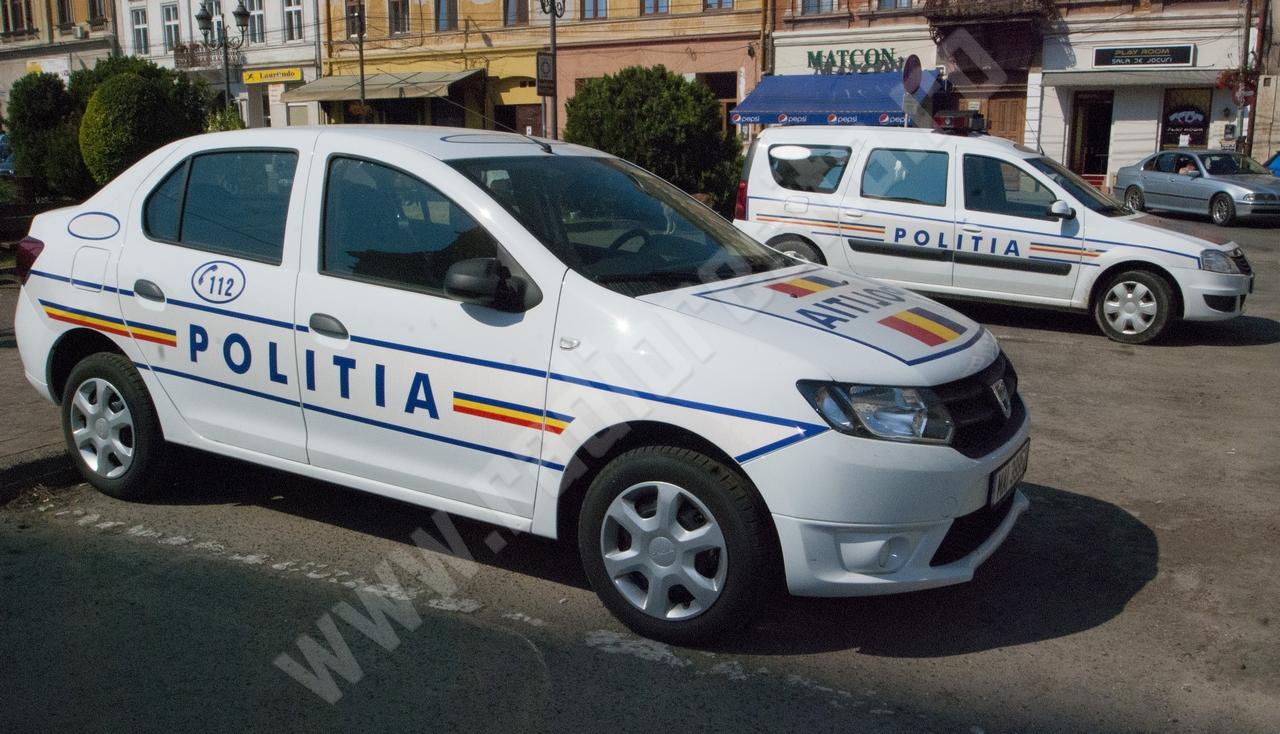 Masini politie noi lugoj