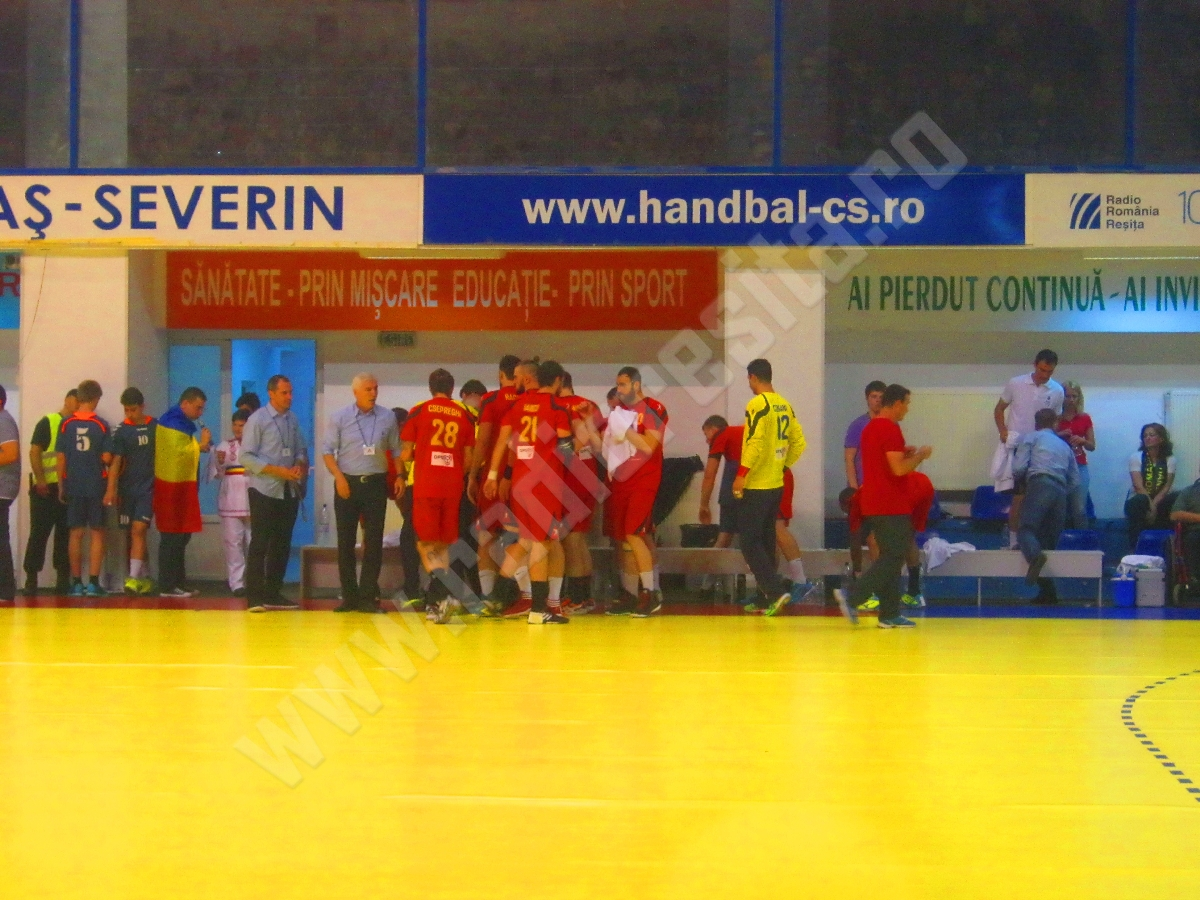 handbal Romania-Italia precalificari EURO 2018