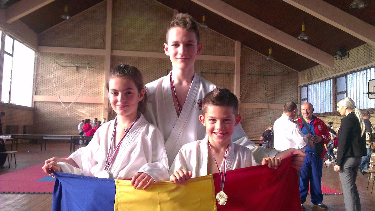 karateka de la Sport Star