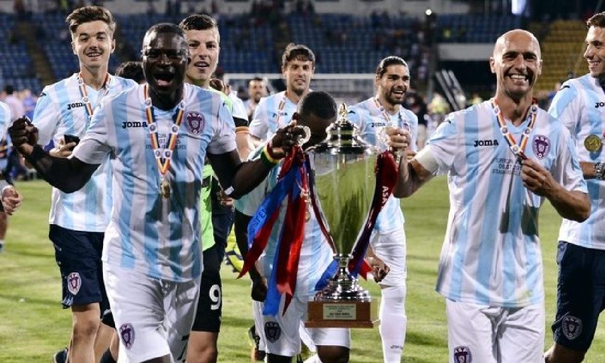 ASA TgMures a castigat Supercupa Romaniei 2015