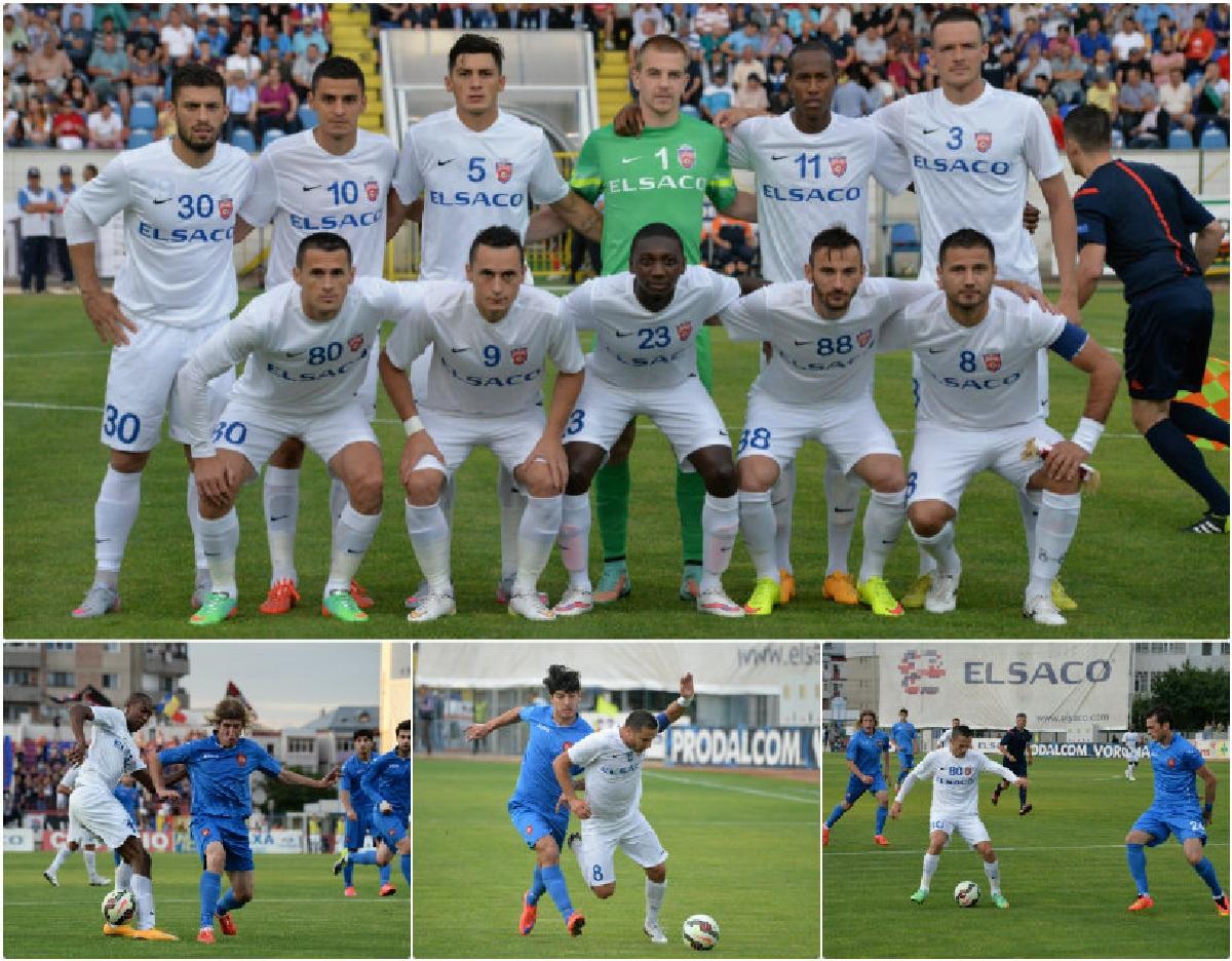 FC Botosani calificare FC Thinvali