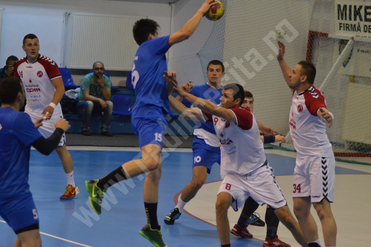 HC Adrian Petrea-Universitatea Craiova