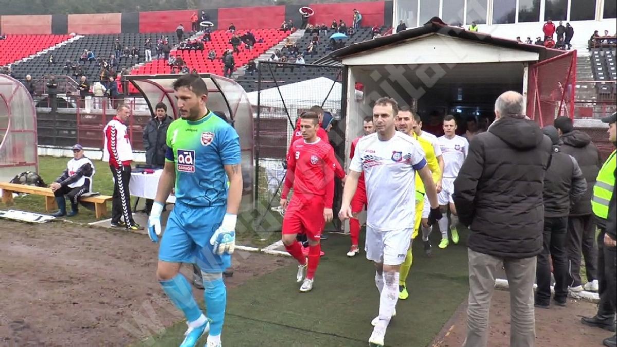 Metalul-FC Bihor
