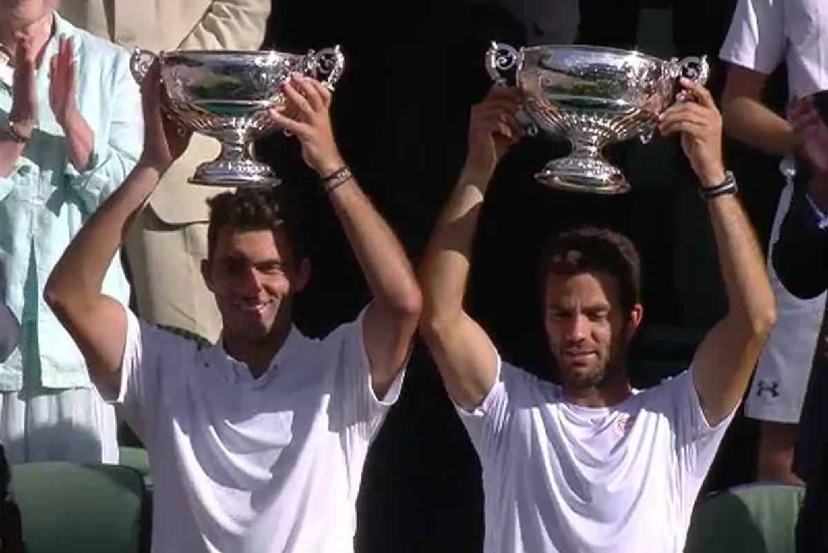 Tecau si Rojer au castigat finala de dublu la Wimbledon