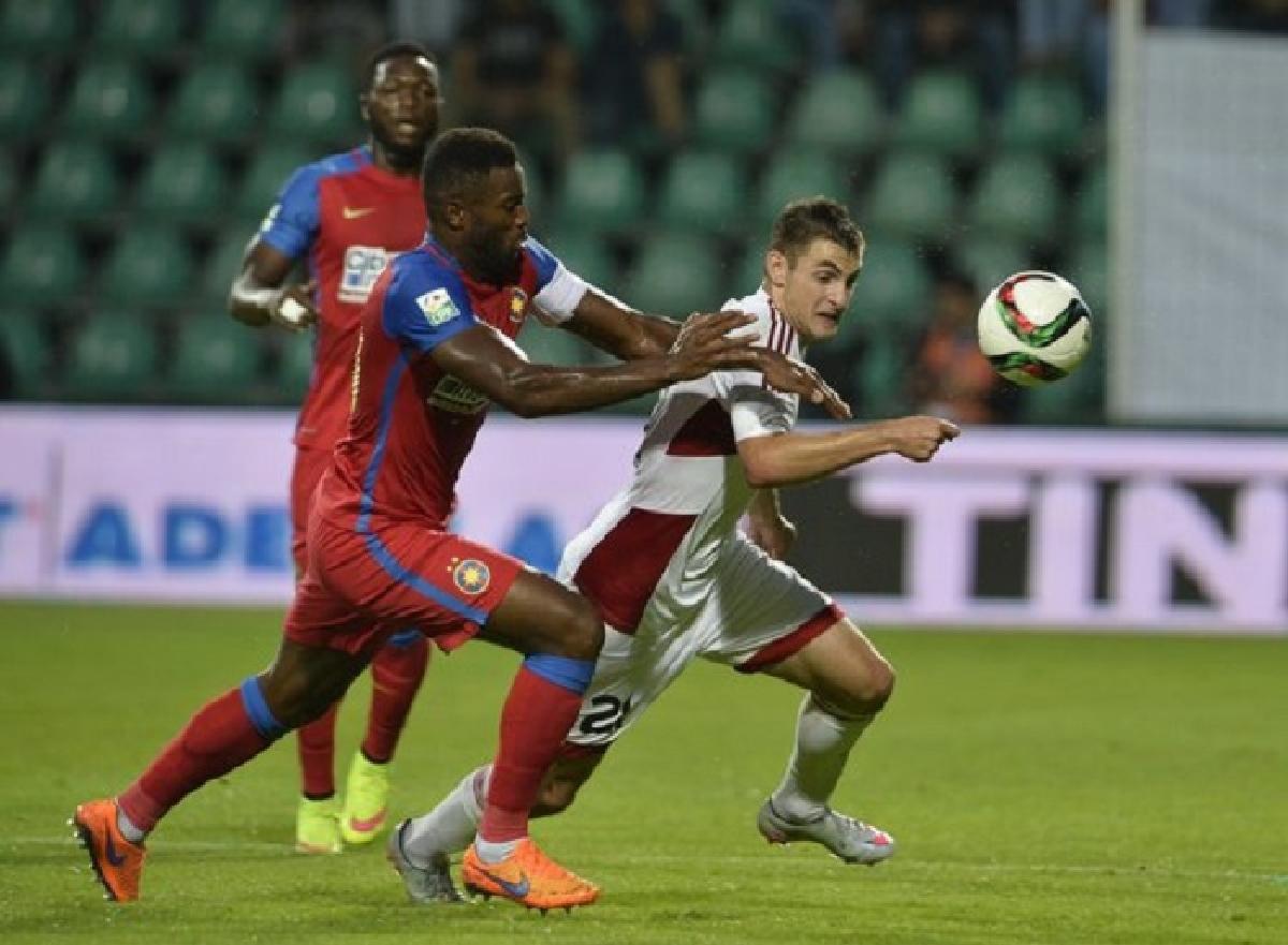 Trencin - Steaua 0-2, in preliminariile Ligii Camnpionilor