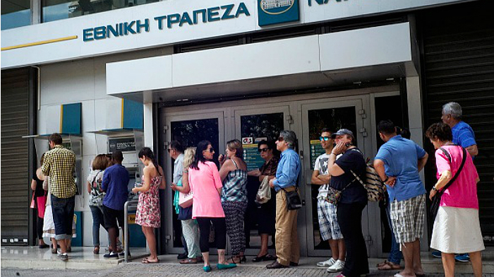 bancomat Grecia