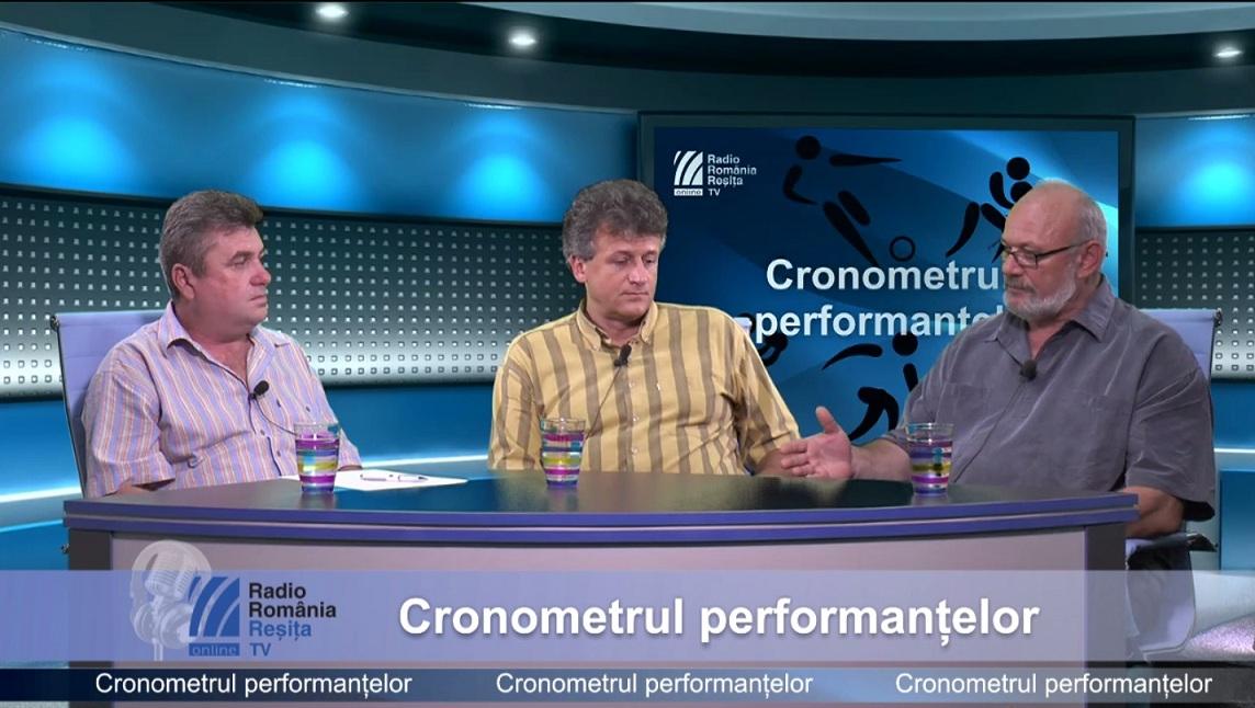 cronometrul performantelor Daniel Babun, Daniel Pastean si Adrian Bot