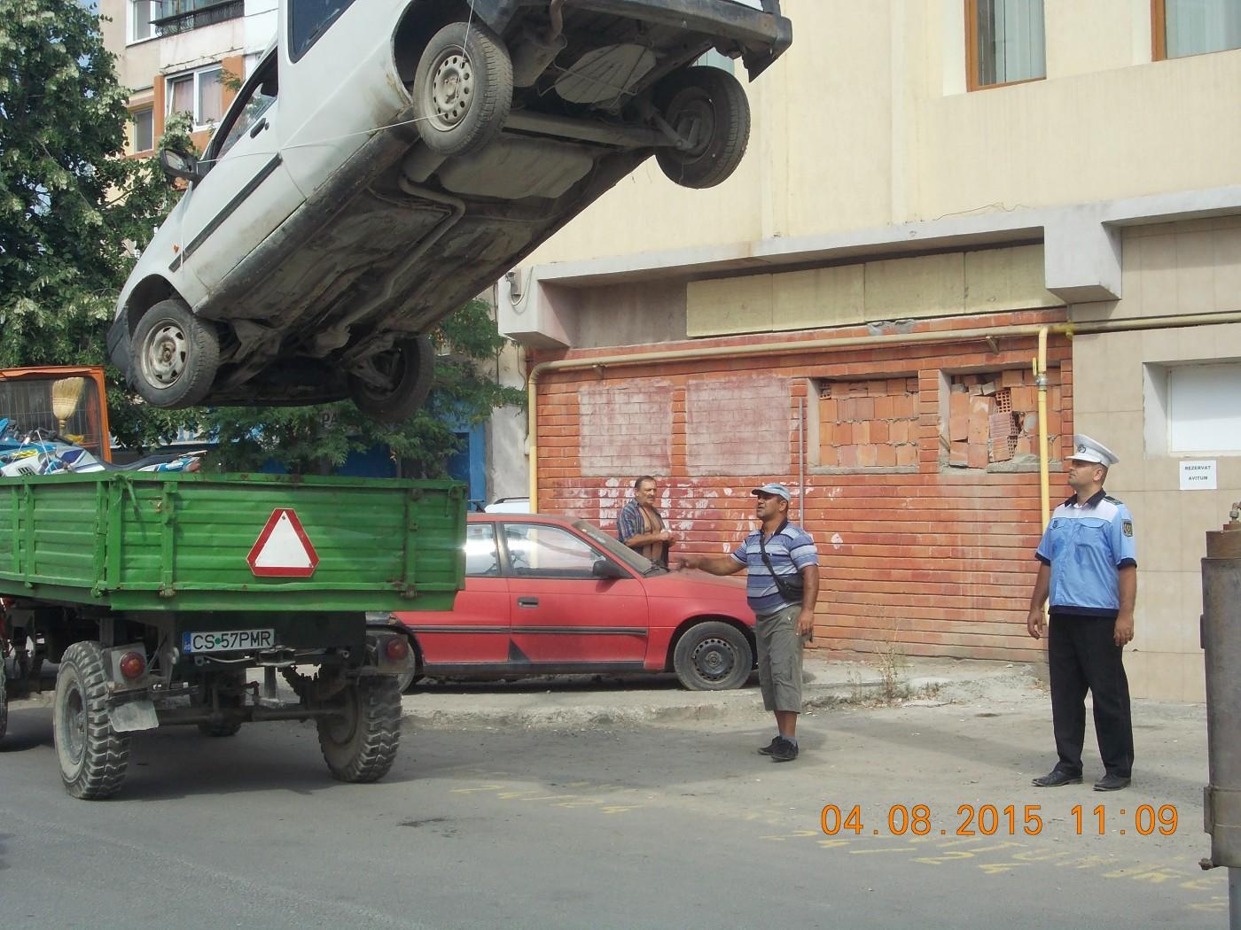 ridicare masini 1