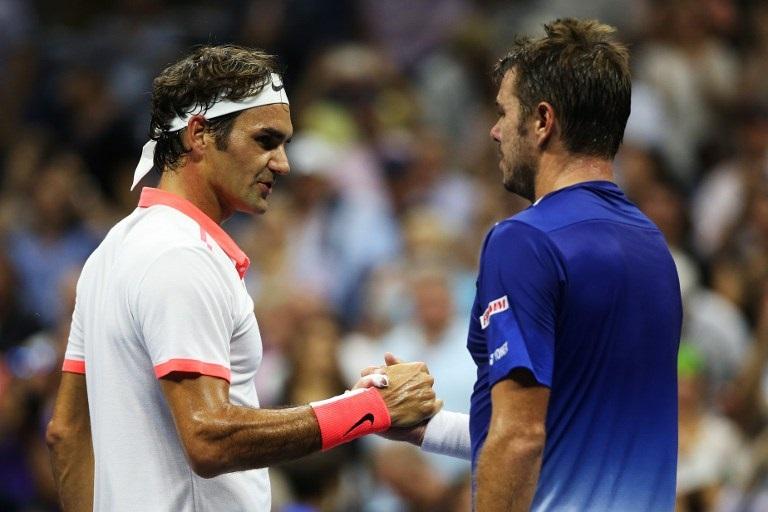 Federer si Wawrinka in semifinale US open 2015