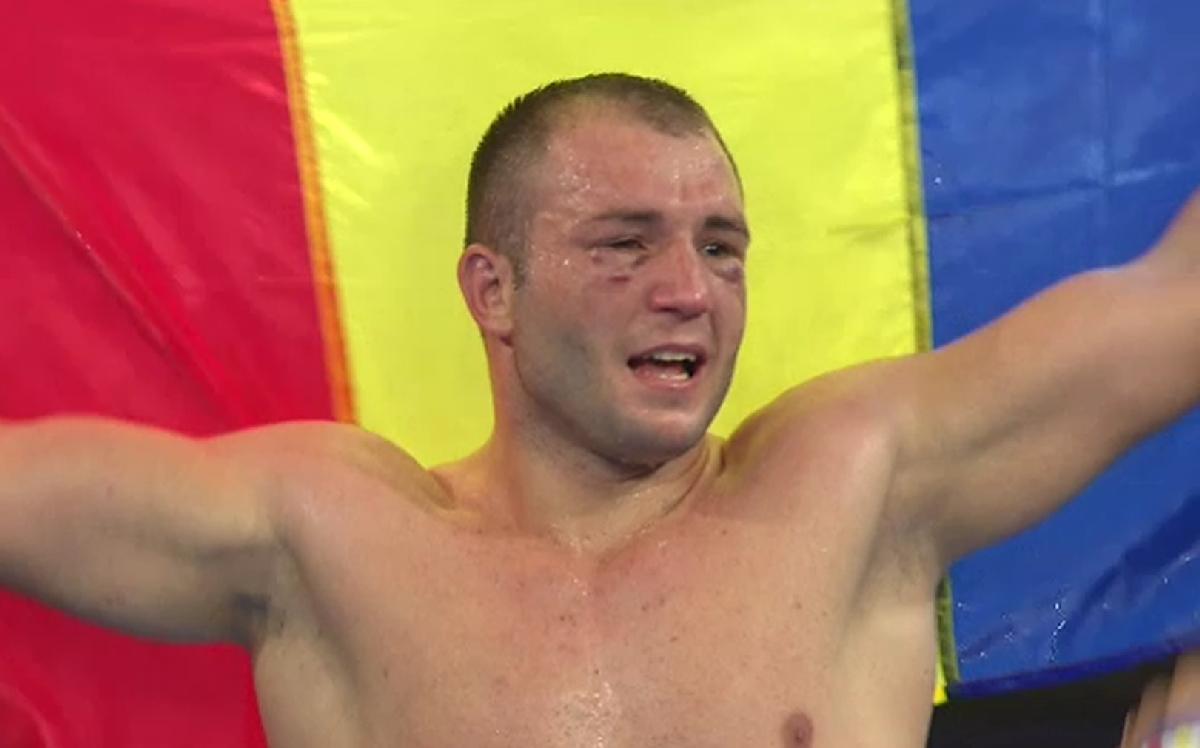 Mihai Nistor campion mondial categoria supergrea