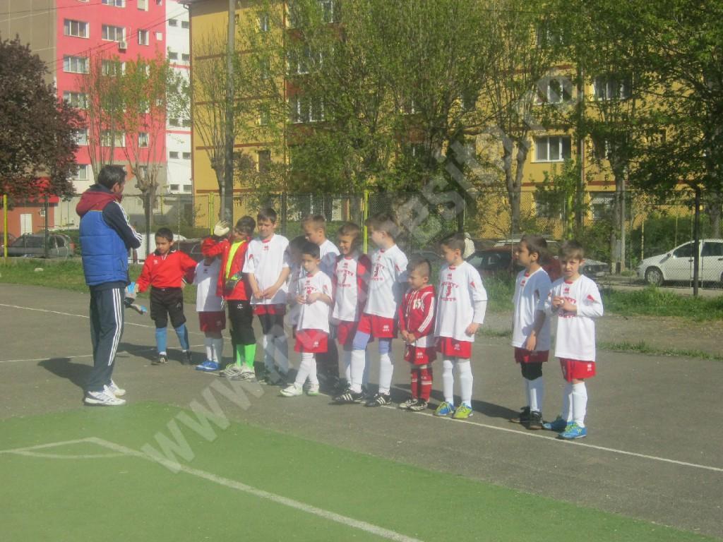 Cupa Primaverii fotbal juvenil AS Mundo Club