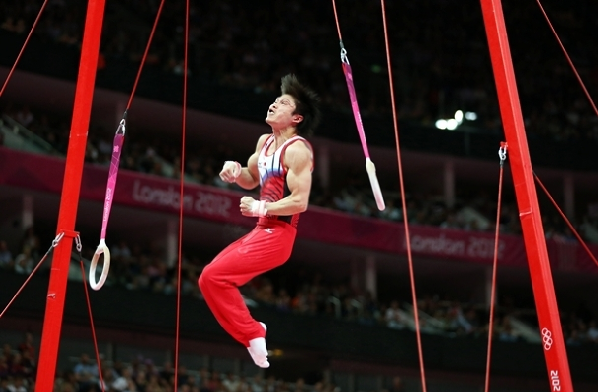 Kohei Uchimura campion mondial 2015