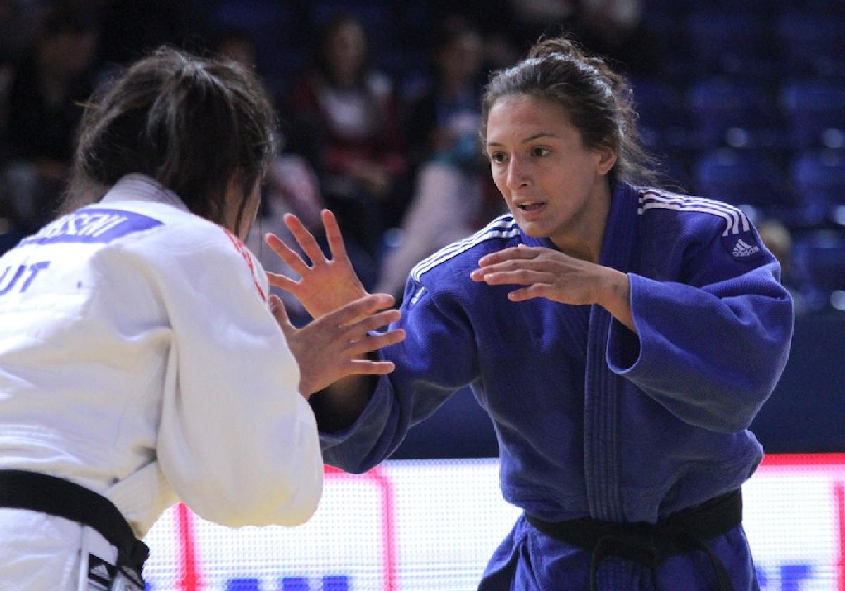 Loredana Ohai judo medalie de bronz