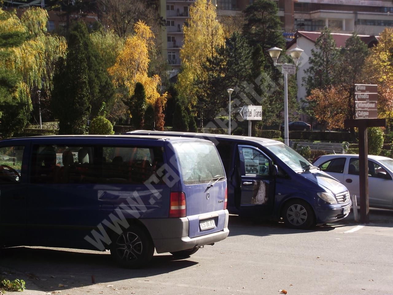 microbuz Baile Herculane