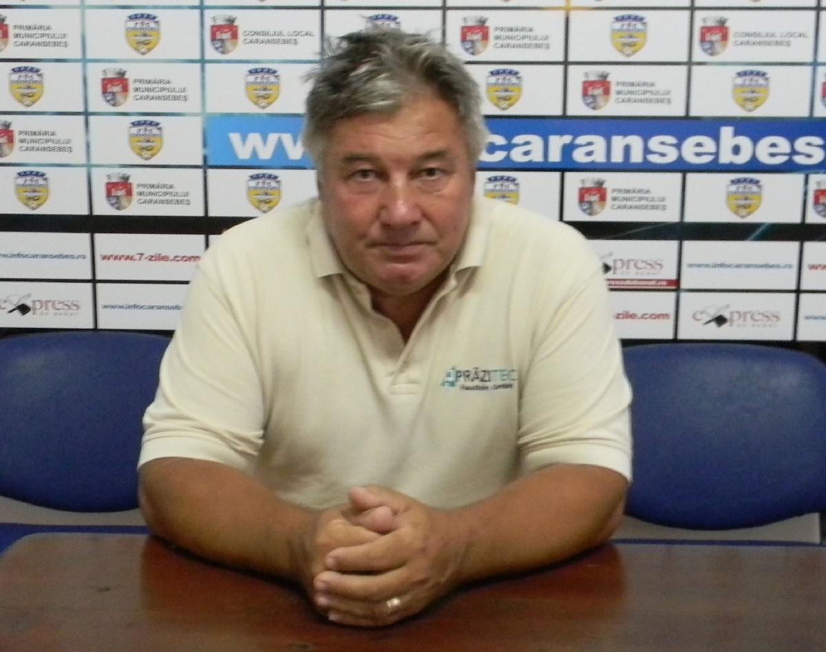Dan Avram FC Caransebes