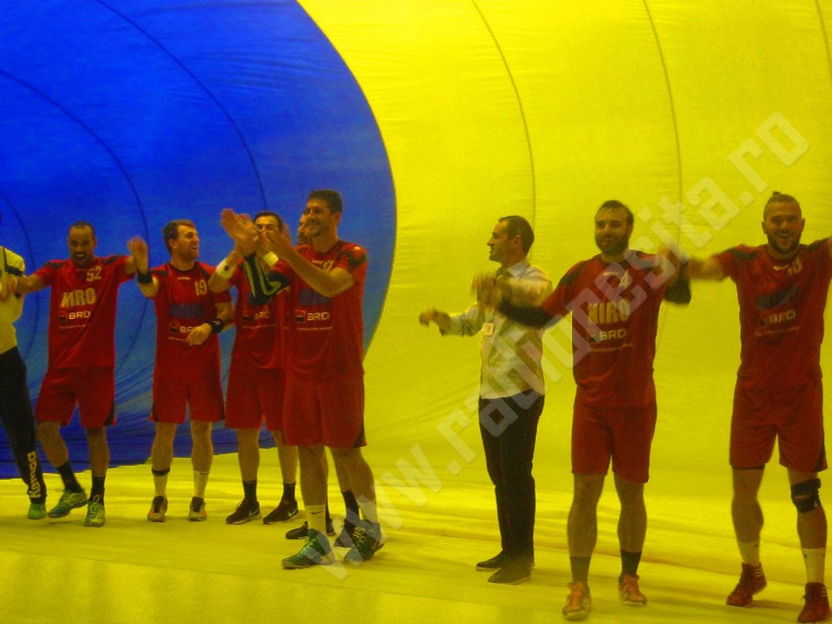 Romania-Italia precalificari EURO 2018 Resita handbal masculin (9)