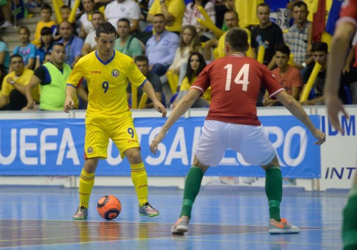 futsal Romania Al Ioani