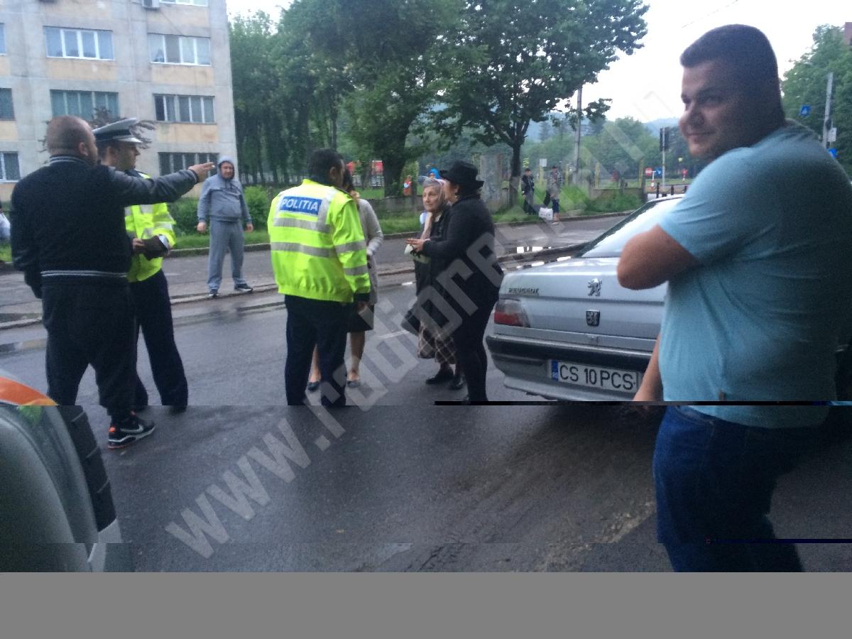 accident camine