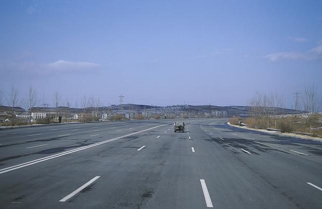 autostrada pustie