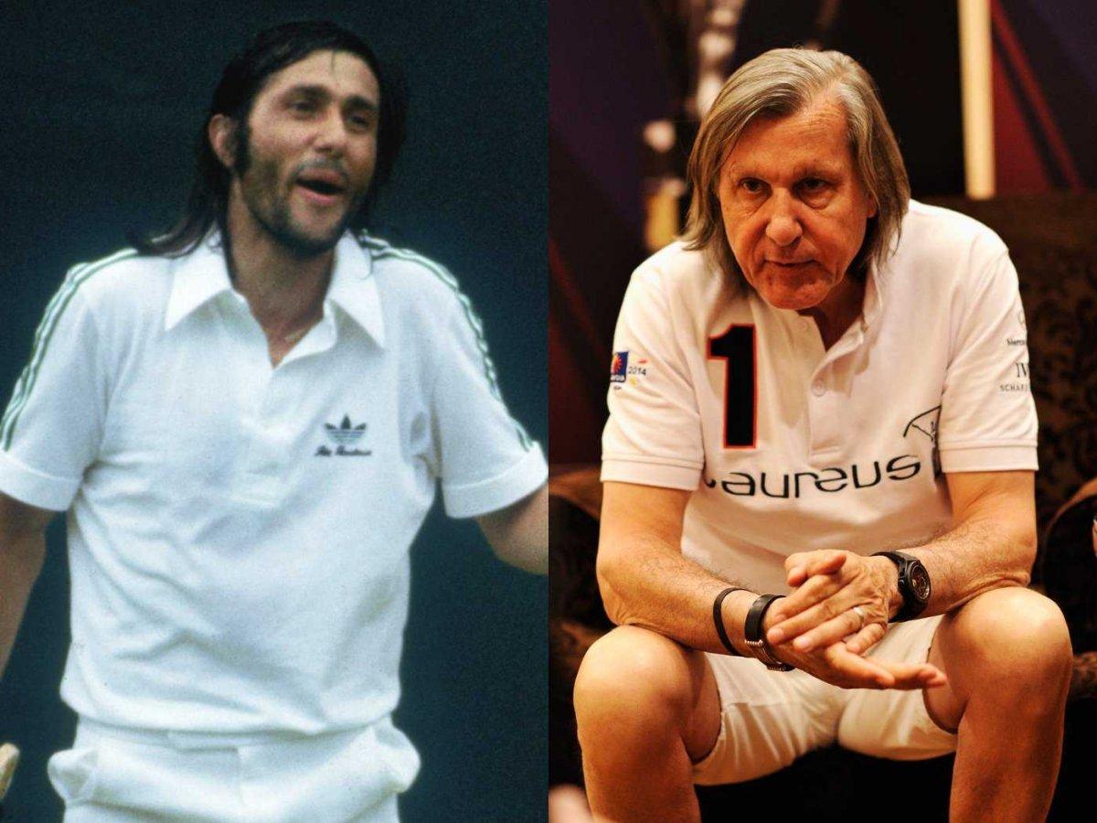 Ilie Năstase cel mai titrat jucător de tenis rom¢n mplinește 70