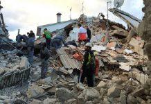 cutremurul din Italia